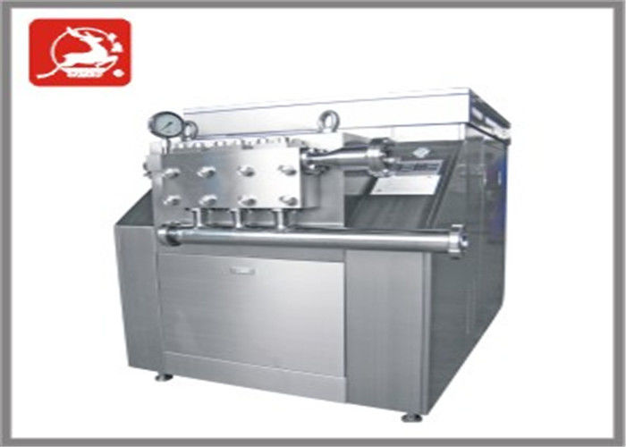 Industrial New Condition Food Sanitary High Pressure Homogenizer 60 Mpa